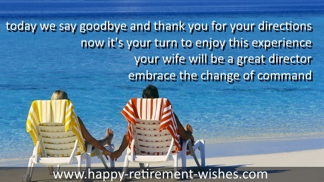 Religious Retirement Verses Principal