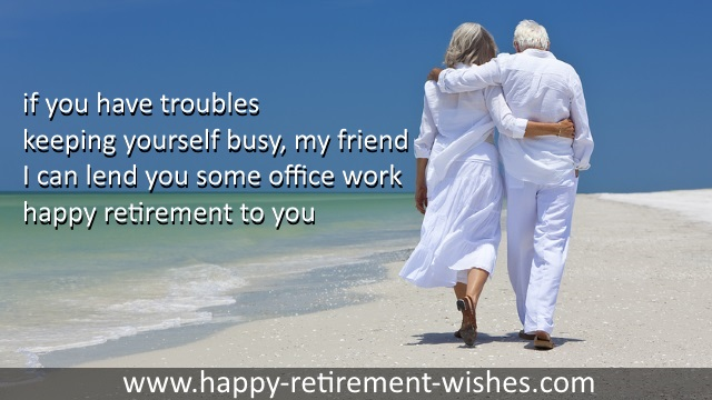 retirement celebration wishes