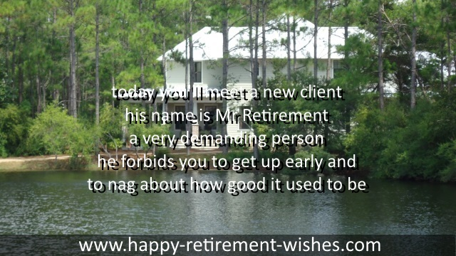 words to a retiring co-worker | just b.CAUSE