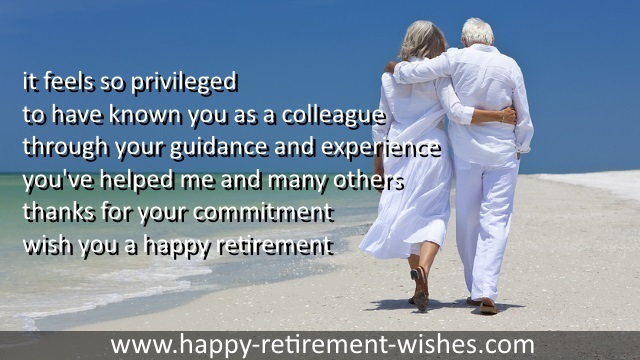 Thanks Religious Retirement Verses Letter Of Happy Celebration Wishes