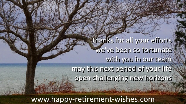 Thank You Letter To A Boss Who Is Retiring
